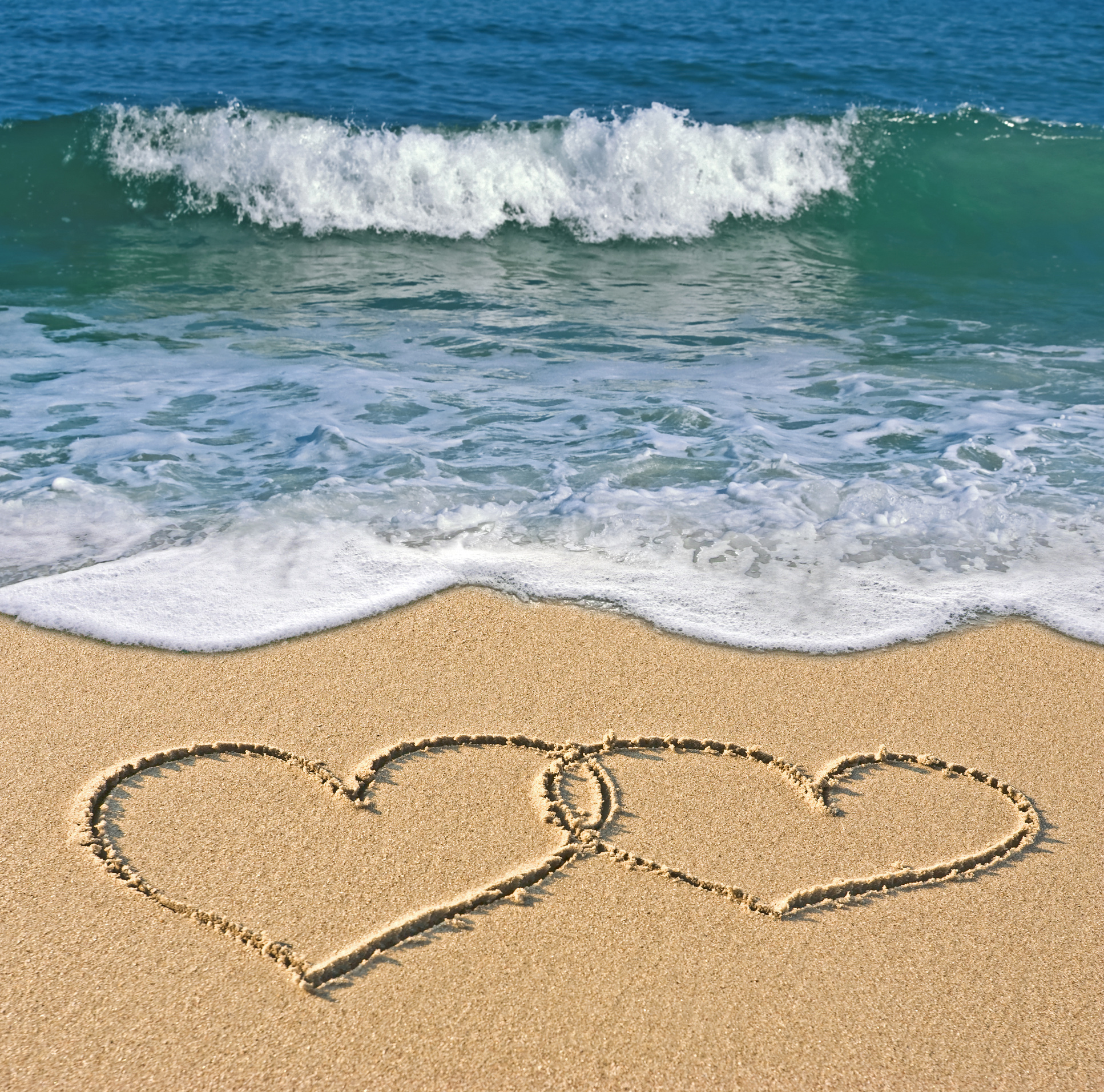hearts in the sand Health Synergy
